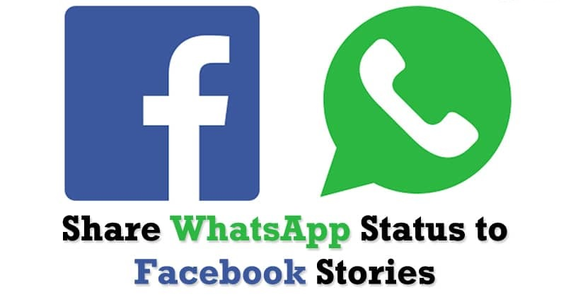 How to: Share WhatsApp Status on Facebook as Stories