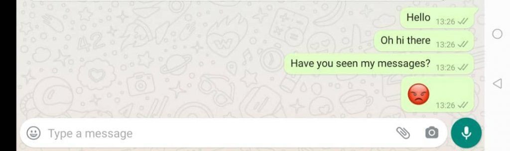 How to Read a WhatsApp Message without letting the Sender know.