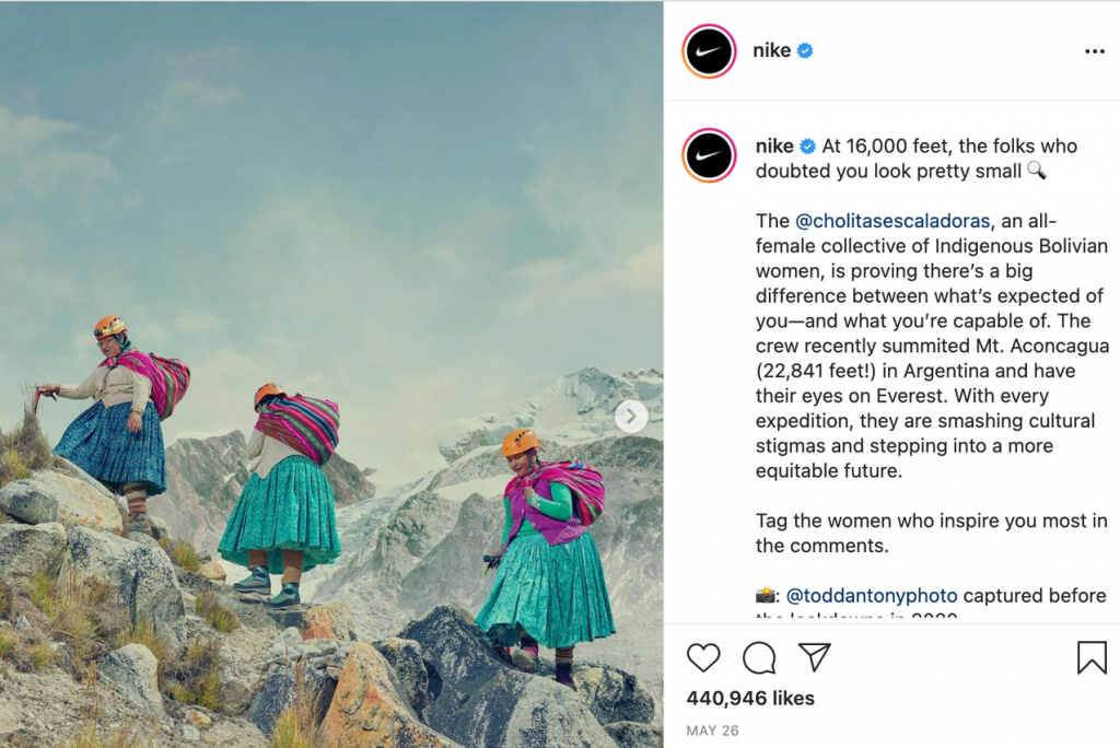 How to make the Instagram algorithm Work for you